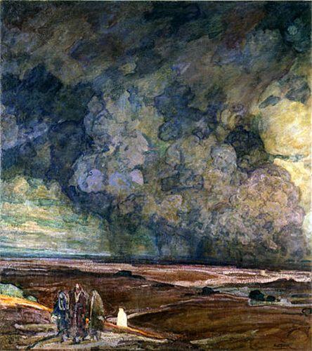 Henry Ossawa Tanner, Sodom and Gomorrah