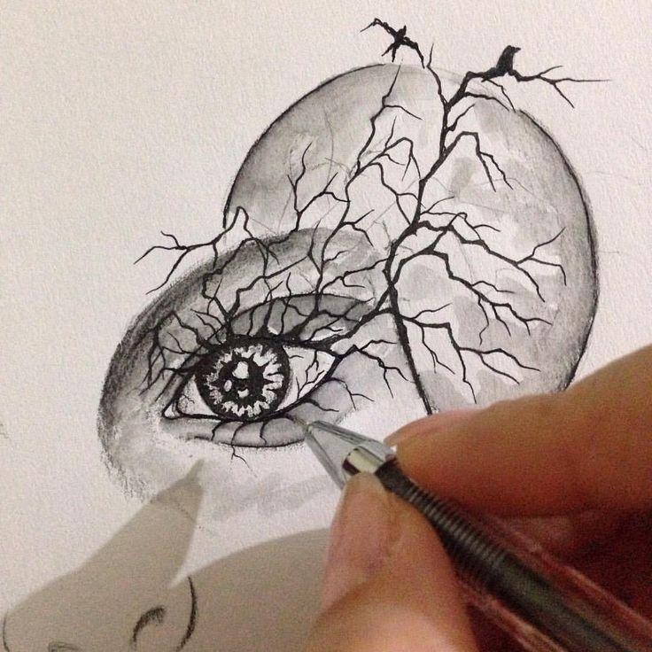#art #illustration #drawing #draw #picture #artist... - LEYLA ÖZLÜOĞLU