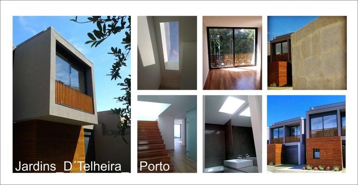 Gardens of Telheira- Oporto_Portugal,  by HUMARQUITECTOS,LDA