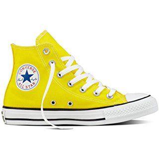 Yellow Chuck Taylor - Converse