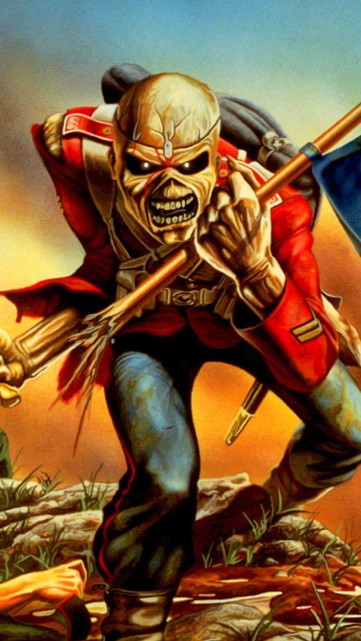 アイアンメイデン (Iron Maiden) Android壁紙【2020】 アイアン・メイデン, 壁紙