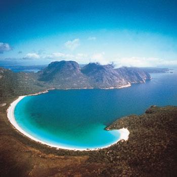 Wine Glass Bay Tasmania