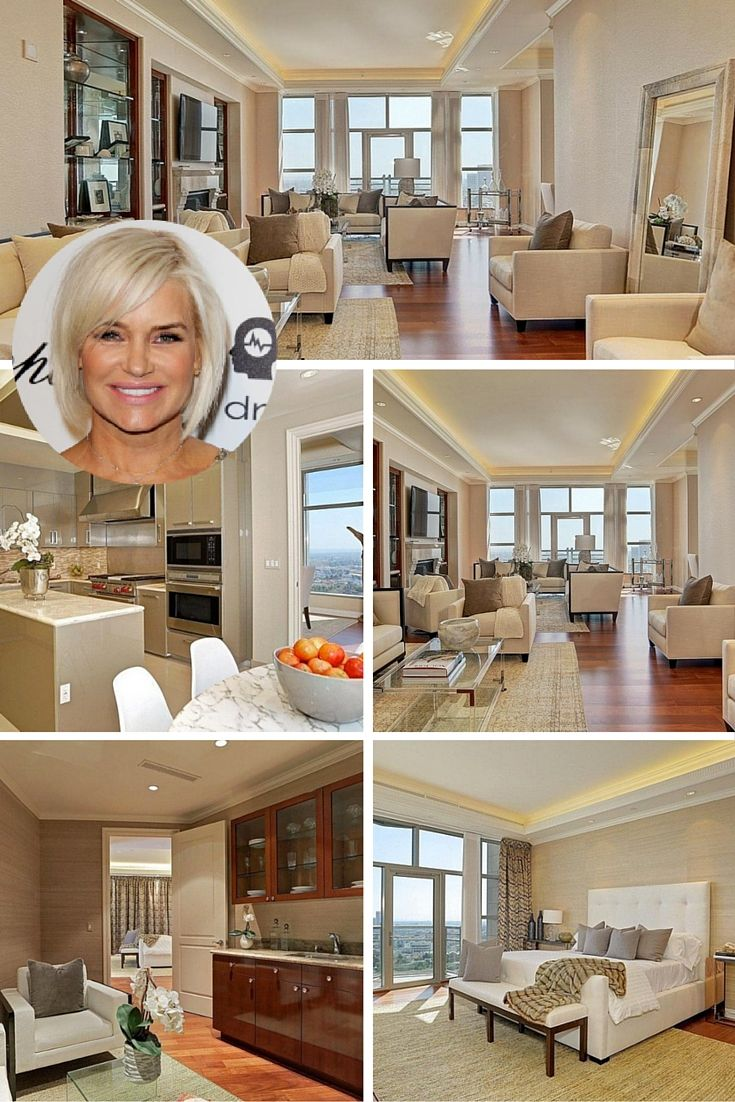 See the Real Housewives of Beverly Hills' Yolanda Foster's new $4.5 million LA condo!