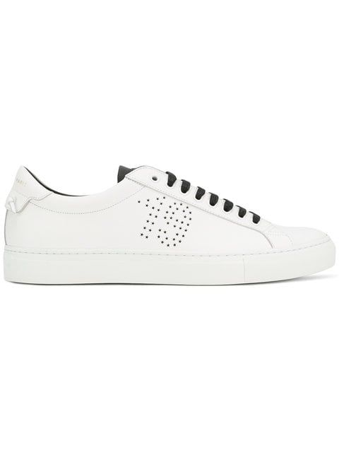 6703689f8fc GIVENCHY | 1952 Perforated Sneakers | $560, was: $800 | Elevating ...
