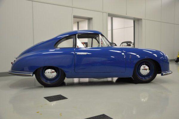 1949 Porsche Gmund 356
