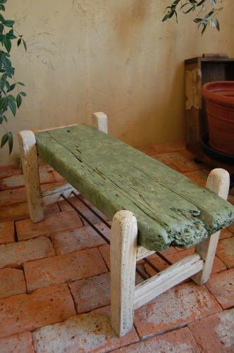 ジャンク・ラスティック・シャビーシックスタイル 流木家具 古材家具 アンティーク家具 インテリア雑貨小物 古材テーブル