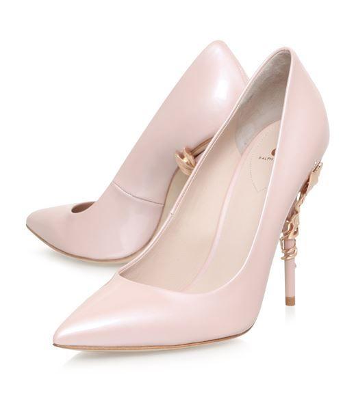 Shoes: Court Heels Ralph & Russo Eden Heel Pumps