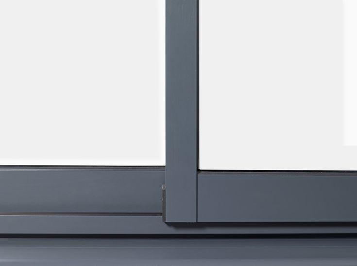 les 25 meilleures id es concernant baie coulissante sur pinterest baie vitr e coulissante. Black Bedroom Furniture Sets. Home Design Ideas