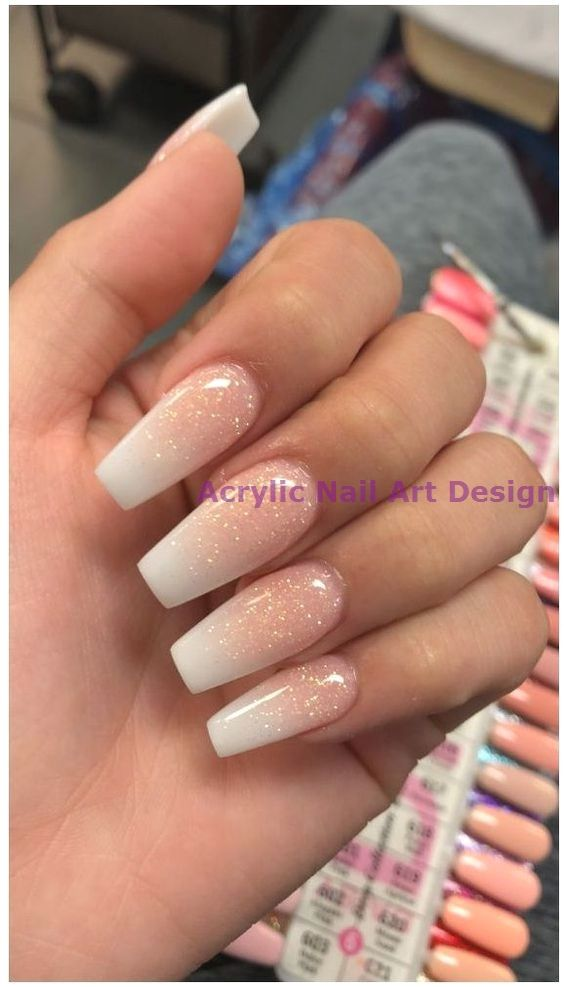Attractive Flash Nails Highlight The Charm Of…