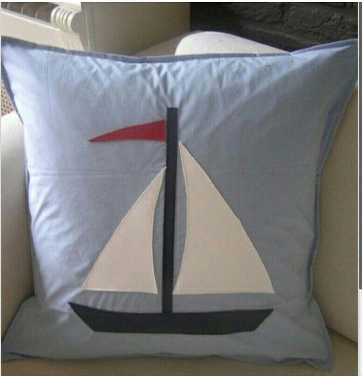 Gemili yastik