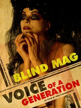 Blind Mag (Sarah Brightman) - Repo! The Genetic Opera