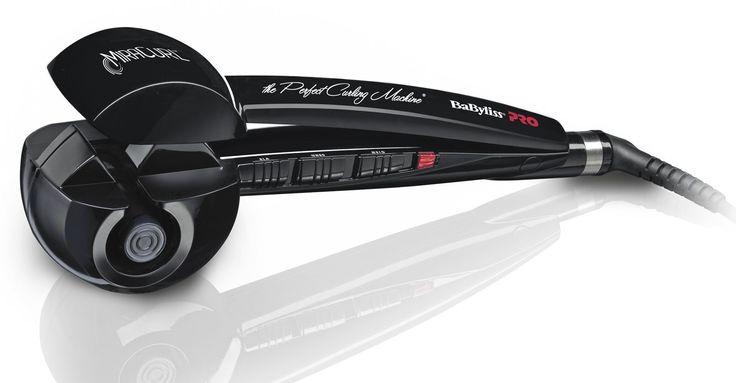 BaByliss BAB2665E Pro The Perfect Curling Machine Mira Curl, schwarz: Amazon.de: Drogerie & Körperpflege