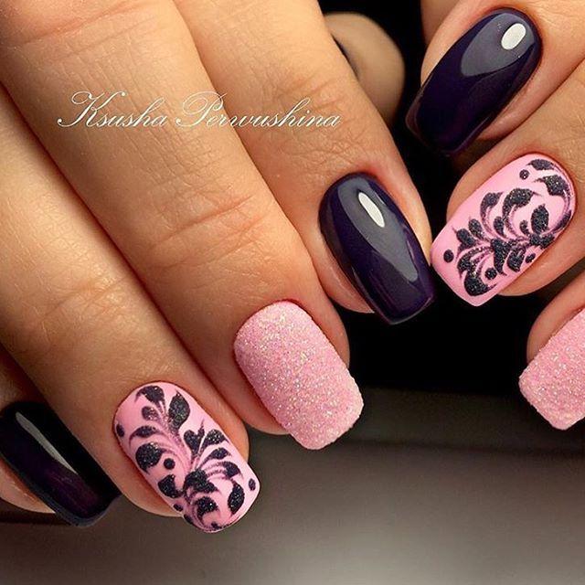 #дизайнногтей #гельлак #шеллак #модныеногти #маникюр #мода #френч #ногти #педикюр #nailswag #nailmaster #nailsart #polish #nailpolish #followme #manicure #instanails #cutenails #cute #fashion #fashionblogger #naillove #nailartist #lovenails #look #nail #nails #nailstagram #instanails