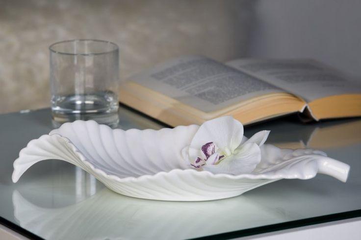 Porcelánová misa  LIST