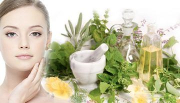 Natural herbal skin care products or synthetic skin  products.  #SkinCare #HealthAdvice #FaceInsurance