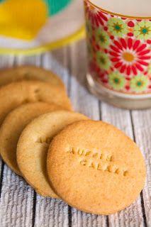 Muffin Galaxy: GALLETAS MARÍA CASERAS