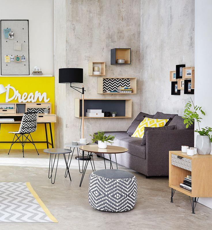 196 best Small spaces | Maisons du Monde images on Pinterest ...