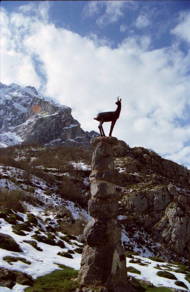 Mirador del Tombo Valdeón  Picos de Europa   Spain
