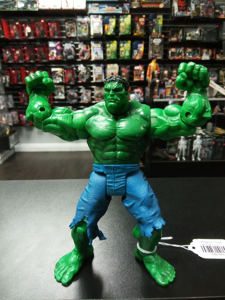 Marvel The Hulk 2003 Universal Products The Hulk 2003