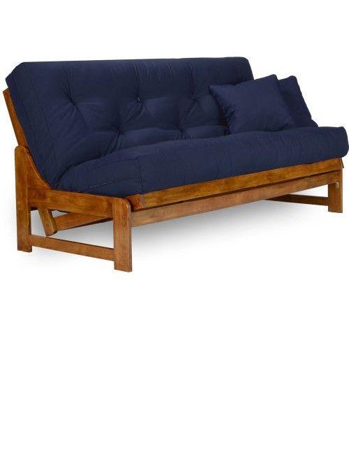 Comfortable futon to sleep on