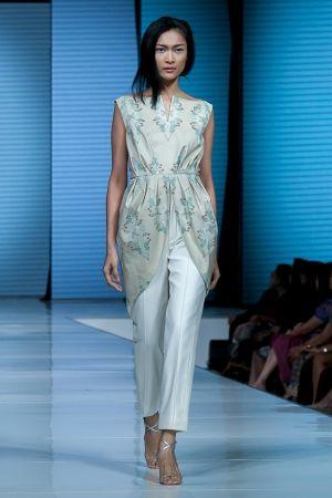 Fashion Extravaganza, JF3 2014 – Cita Tenun Indonesia by Auguste Soesastro – The Actual Style