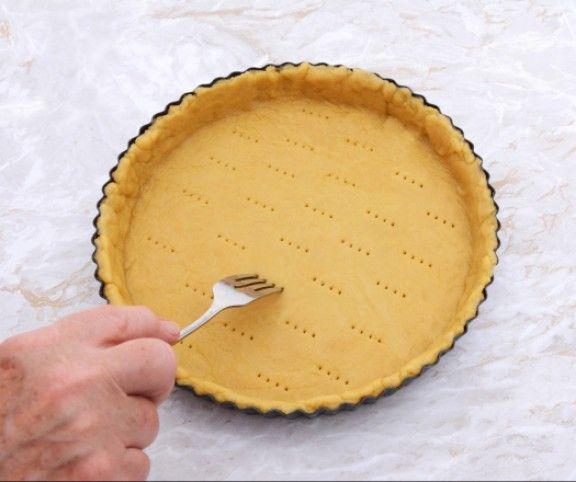 http://www.mindmegette.hu/Gyümölcsös piték és kosárkák készítésekor a vaksütés jobb tartást ad az omlós tésztának. Ismerd meg a fortélyait lépésről lépésre!