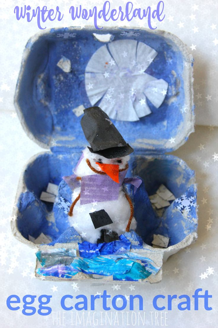 Make a magical winter wonderland scene with this sweet egg carton craft! All made from recyclables and lots of fun for winter crafty afternoons. Egg Carton Craft A little while back my eldest daughter had the idea to make a small world scene in an egg carton. Since then we have all made some together,...Read More »