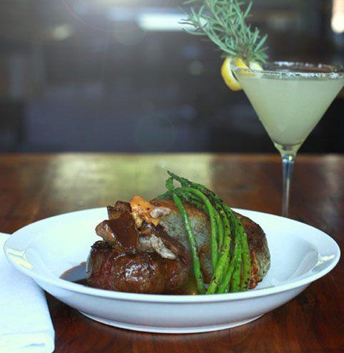 The Blackbird Restaurant | 47 Biltmore Avenue • Downtown Asheville, NC