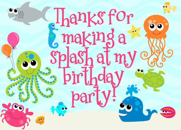 free under the sea birthday party printables under the sea 3 year old. Black Bedroom Furniture Sets. Home Design Ideas