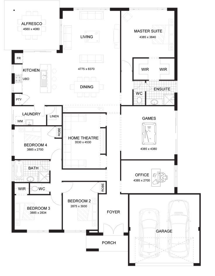 Best 25 australian house plans ideas on pinterest one for 7 bedroom house plans australia