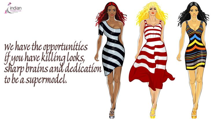 Fashion Modeling has been glamorized so much to an extent that people usually consider it as a profession with quick and heavy income business prototype, in addition to the kitsch and flamboyant as
