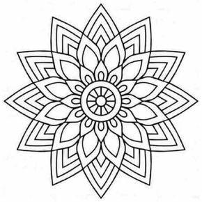Más de 100 Mandalas para Pintar y Colorear - Listos para imprimir Mandalas10.com.ar