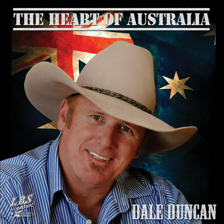 The Heart of Australia - Dale Duncan's multi-award winning 2013 album release. Available from LBS Distribution 07 5562 1292. www.lbsmusic.com.au