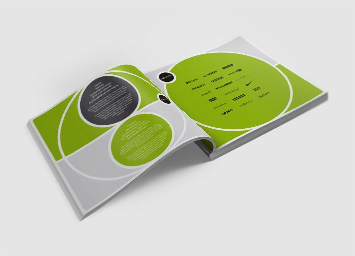 Katalog Tasarımı - Alis Tasarım