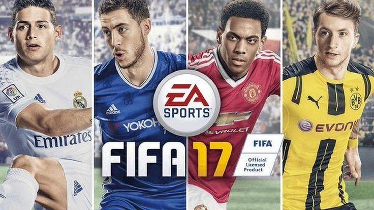 FIFA 17 draait op Frostbite Engine van DICE
