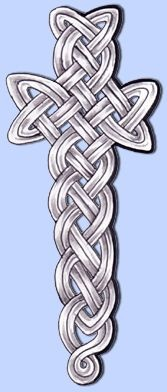 celtic cross infinito
