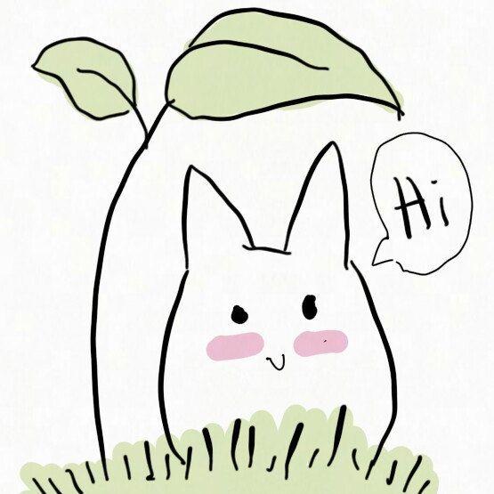 Chibi Totoro says Hi!