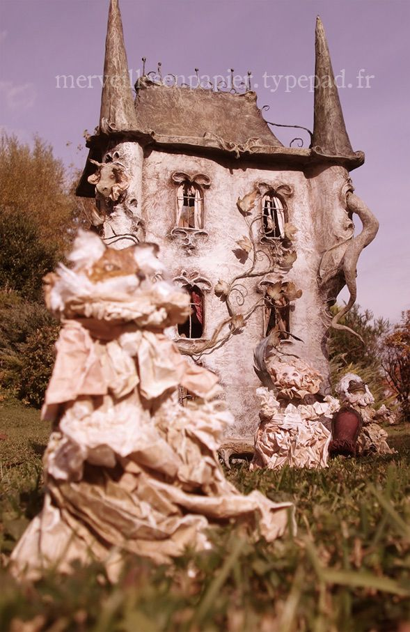 Doll-house- Laetitia Miéral