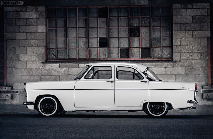 Ford Zephyr mkII 1959