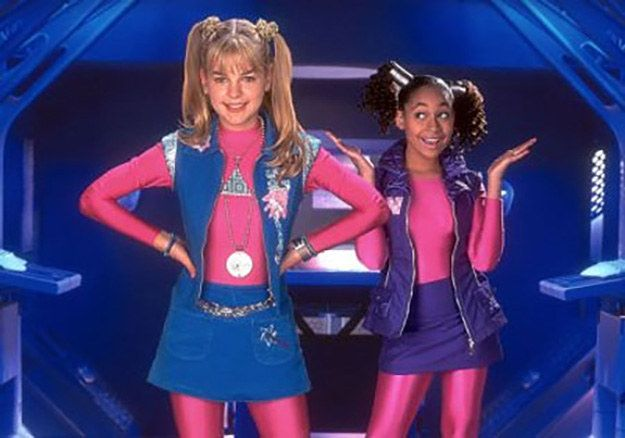 """This Is What The Cast Of """"Zenon: Girl Of The 21st Century"""" Looks Like Now"""