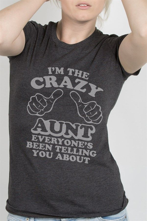 I'm the Crazy Aunt Everyone's Been Telling You About | Jane
