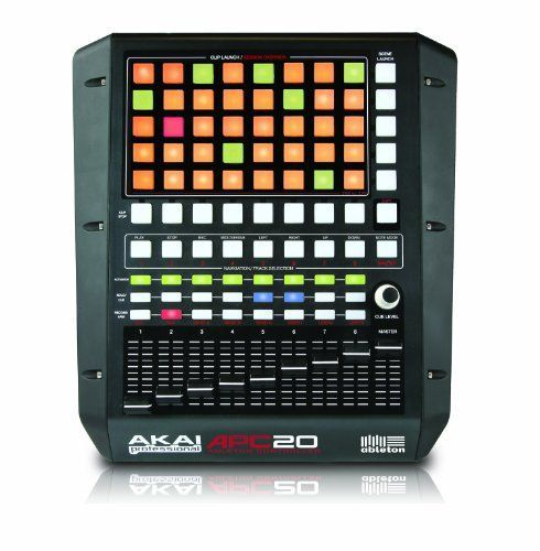 Akai Professional APC20 Compact Ableton Controller >>> More info could be found at the image url.