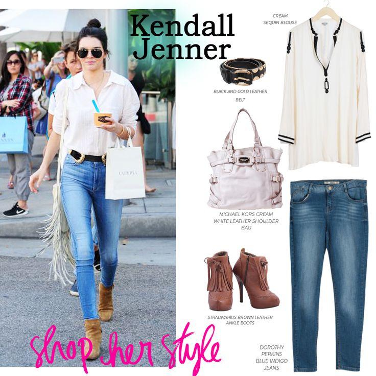 Semua wanita pasti akan melakukan apa pun demi mendapatkan body goals sama seperti Kendall Jenner. Memiliki tubuh yang langsing sehingga akan terlihat sangat bagus saat menggunakan berbagai macam model pakaian. Style-nya pun terlihat chic and simple. Shop it now Ladies!