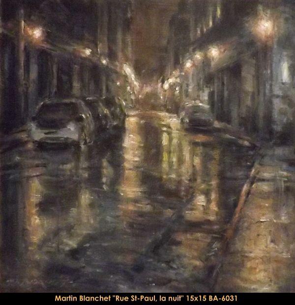 Original oil painting on canevas by Martin Blanchet #MartinBlanchet #Artist #CanadianArtist #QuebecArtist #Art #Oilpainting #OriginalPainting #FineArt #UrbanLandscape #nightlight #Balcondart #MultiArtLtee