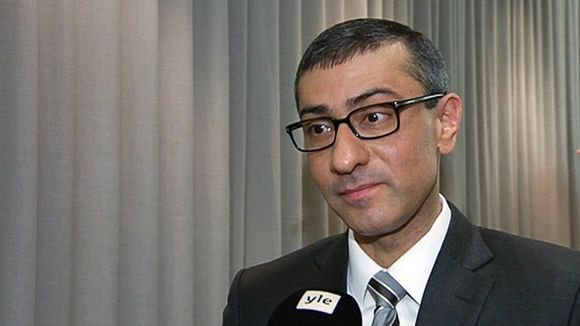 Video: Rajeev Suri