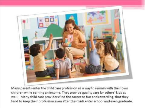 Career Opportunities in Taking Up Child Care Courses Perth - YouTube