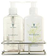 View The Thymes Eucalyptus Sink Set with Caddy   Eucalyptus.