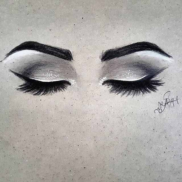 Eyelashesnatural Dessin De Visage Yeux Dessin Art Dessin