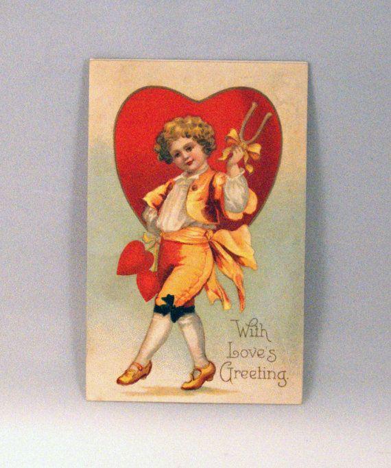 valentine day victorian era