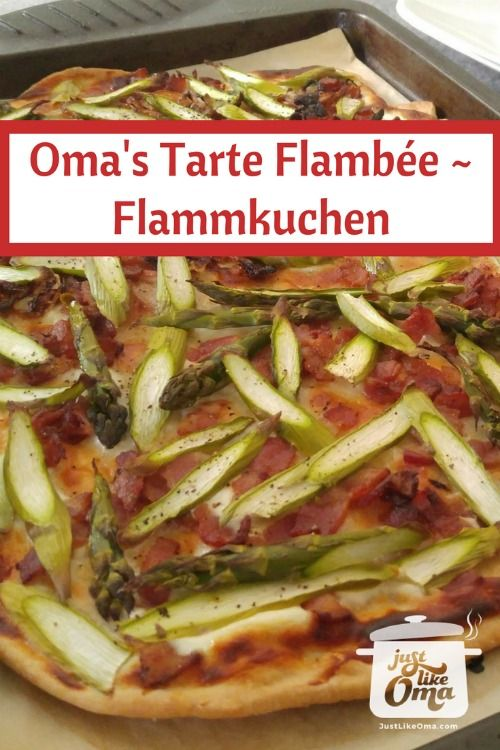 114 best omas side dishes images on pinterest german recipes tarte flambee flammkuchen german pizza made just like oma german food recipesdutch forumfinder Image collections